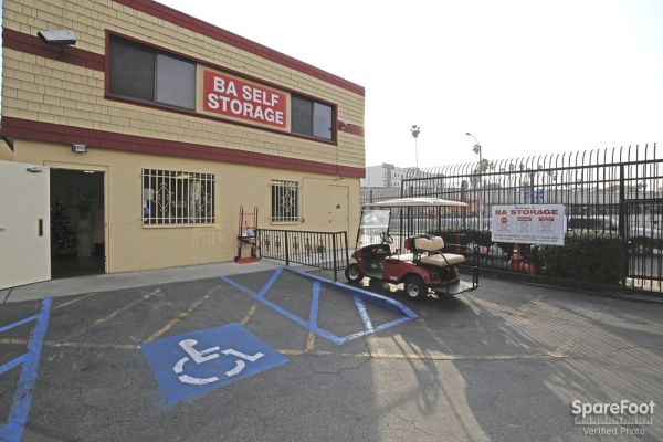 BA Self Storage 620 N Heliotrope Drive Los Angeles, CA - Photo 3