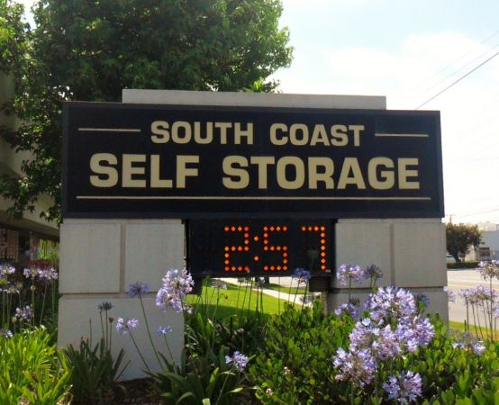 South Coast Self Storage3480 West Warner Avenue Santa Ana Ca Photo 1