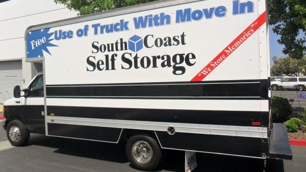 South Coast Self Storage - Santa Ana - 3480 West Warner Avenue 3480 West Warner Avenue Santa Ana, CA - Photo 2