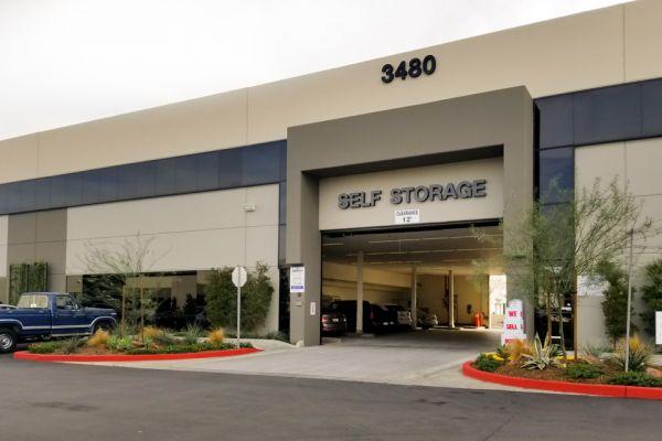 South Coast Self Storage - Santa Ana - 3480 West Warner Avenue 3480 West Warner Avenue Santa Ana, CA - Photo 0