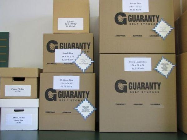 Guaranty Self Storage- Stone Ridge 24195 Millstream Drive Aldie, VA - Photo 2
