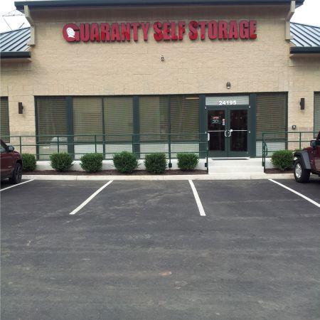 Guaranty Self Storage- Stone Ridge 24195 Millstream Drive Aldie, VA - Photo 0