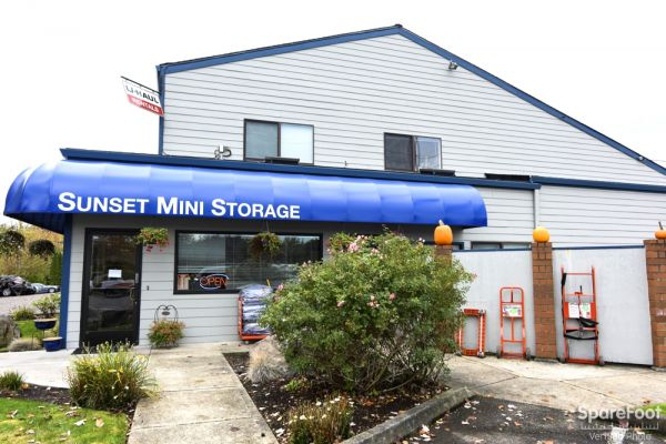 ... Sunset Mini Storage16501 NW Twin Oaks Dr   Beaverton, OR   Photo 1 ...