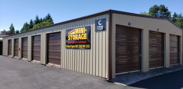 Anderson DRIVE-UP Storage 1720 East 4th Street Vancouver, WA - Photo 0
