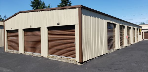 Anderson DRIVE-UP Storage 1720 East 4th Street Vancouver, WA - Photo 1