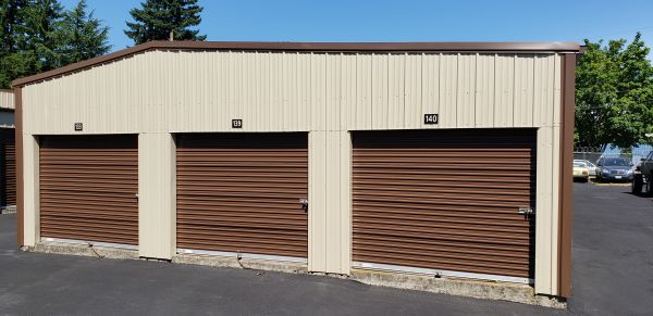 Anderson DRIVE-UP Storage 1720 East 4th Street Vancouver, WA - Photo 2