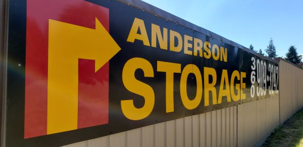 Anderson DRIVE-UP Storage 1720 East 4th Street Vancouver, WA - Photo 6