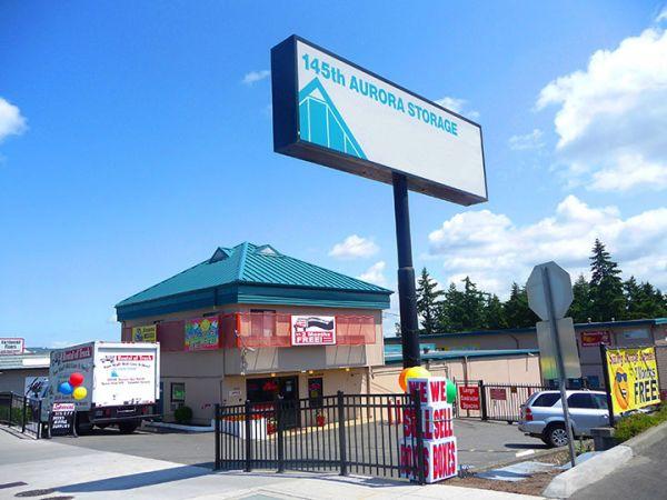 145th Aurora Storage 14540 Aurora Avenue North Shoreline, WA - Photo 0