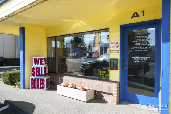 Affordable Self Storage - Kent 1721 Central Ave S. Kent, WA - Photo 2