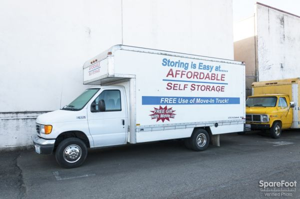 Affordable Self Storage - Kent 1721 Central Ave S. Kent, WA - Photo 7