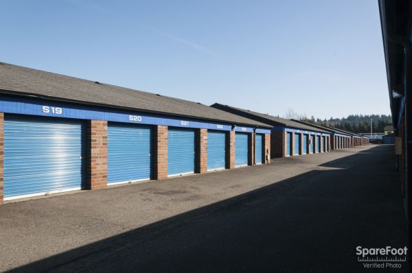 Affordable Self Storage - Kent 1721 Central Ave S. Kent, WA - Photo 10