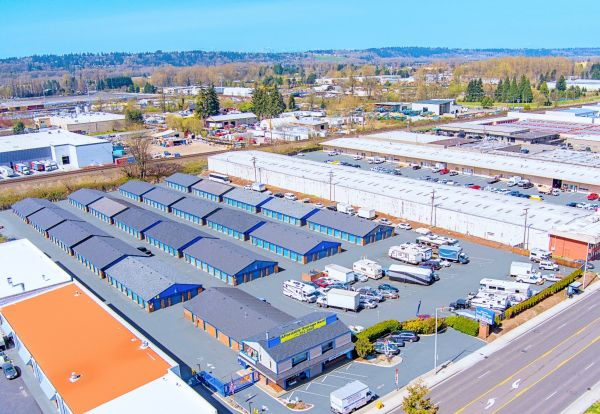 Affordable Self Storage - Kent 1721 Central Ave S. Kent, WA - Photo 11
