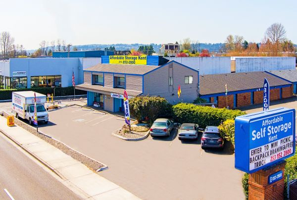 Affordable Self Storage - Kent 1721 Central Ave S. Kent, WA - Photo 12