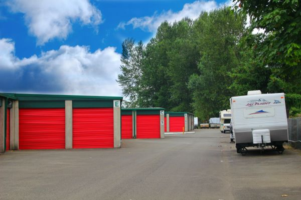 Affordable Self Storage - Puyallup 3501 14th Street Place SW Puyallup, WA - Photo 4