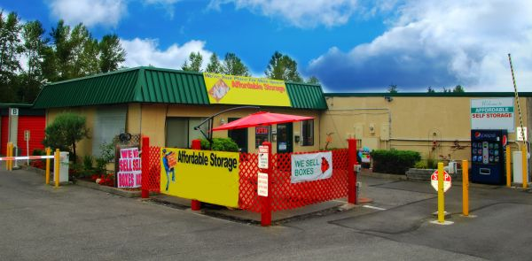 Affordable Self Storage - Puyallup 3501 14th Street Place SW Puyallup, WA - Photo 0