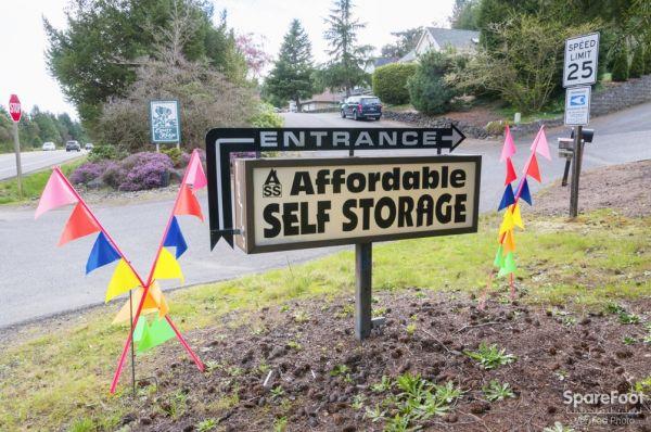 Affordable Self Storage - Silverdale 7979 Provost Rd NW Silverdale, WA - Photo 8