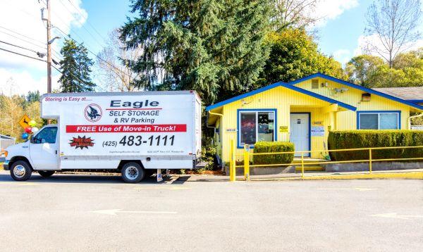 Eagle Self Storage - Woodinville, WA 6432 233rd Pl SE Woodinville, WA - Photo 1