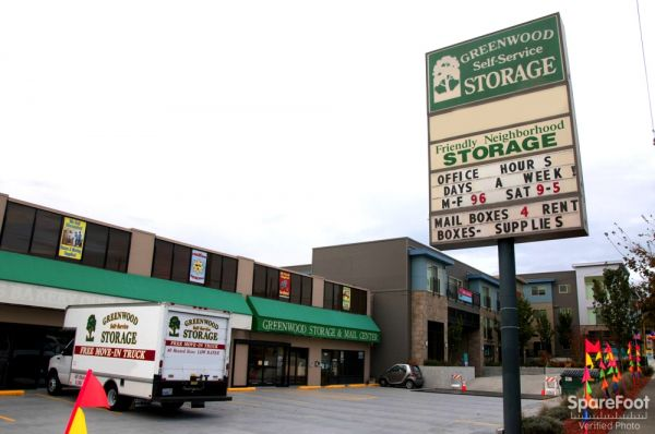 Greenwood Heated Storage 10115 Greenwood Ave N Seattle, WA - Photo 0