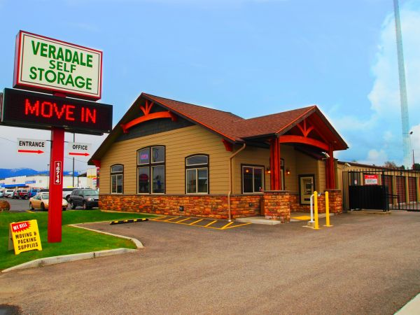 Veradale Self Storage 16714 E Sprague Ave Spokane Valley, WA - Photo 0