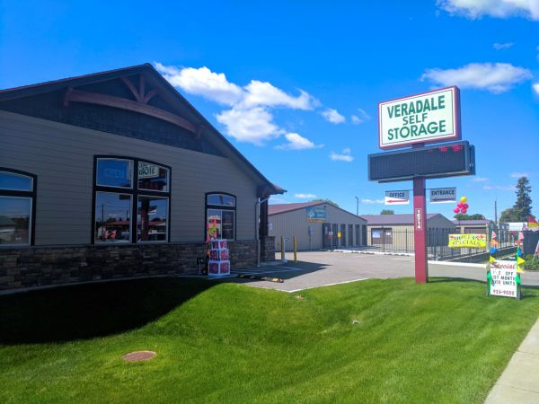 Veradale Self Storage 16714 E Sprague Ave Spokane Valley, WA - Photo 5