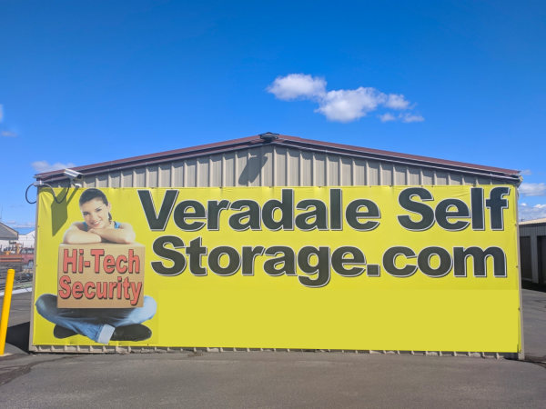 Veradale Self Storage 16714 E Sprague Ave Spokane Valley, WA - Photo 3