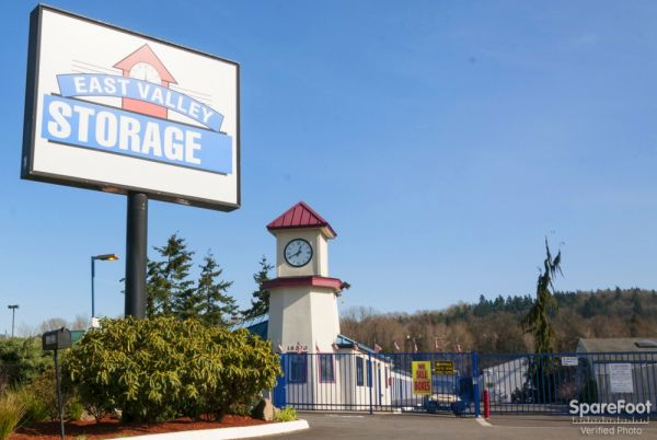 East Valley Storage 18250 E Valley Hwy Kent, WA - Photo 0