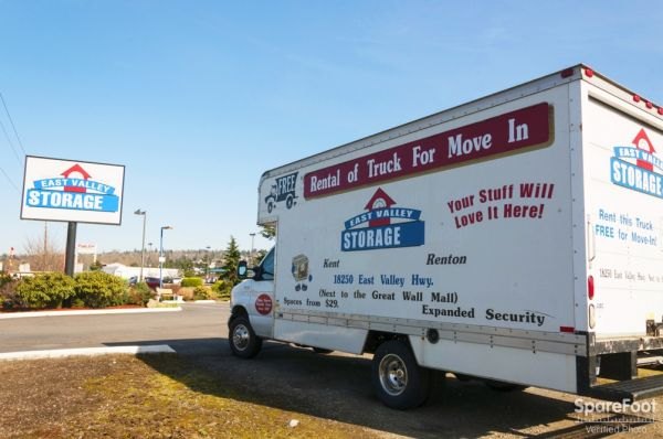 East Valley Storage 18250 E Valley Hwy Kent, WA - Photo 11