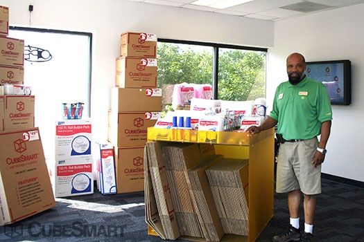 CubeSmart Self Storage - Upper Marlboro - 8410 Westphalia Rd 8410 Westphalia Road Upper Marlboro, MD - Photo 8