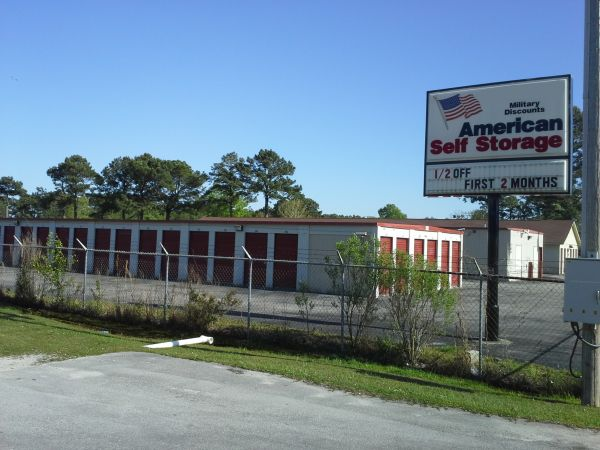 American Self Storage Shipman 280 Shipman Road Havelock, NC - Photo 0