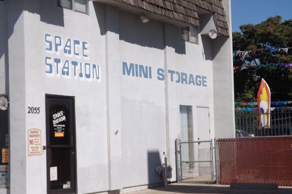 Space Station Mini Storage 2055 West Ln Stockton, CA - Photo 1