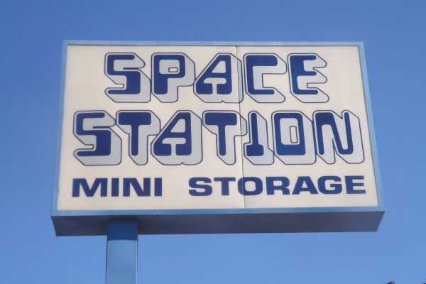 Space Station Mini Storage 2055 West Ln Stockton, CA - Photo 0