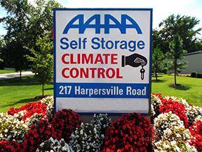 AAAA Self Storage & Moving - Newport News - 217 Harpersville Road 217 Harpersville Road Newport News, VA - Photo 0