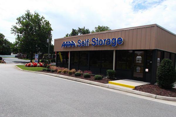AAAA Self Storage & Moving - Newport News - 217 Harpersville Road 217 Harpersville Road Newport News, VA - Photo 2