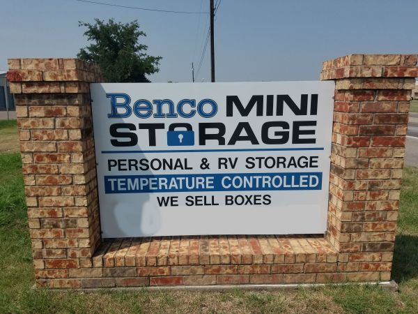 Benco Mini Storage 925 North Nolan River Road Cleburne, TX - Photo 0