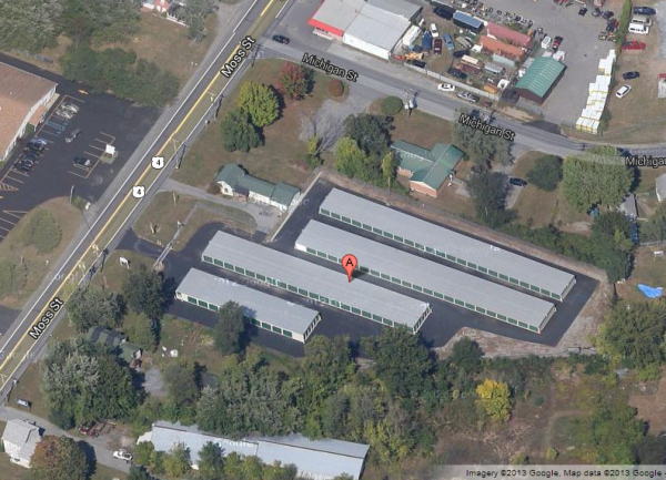 AJ's Self Storage - Hudson Falls 3044 State Route 4 Hudson Falls, NY - Photo 2