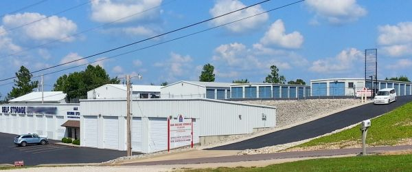 AAA Secure Storage - Industrial Dr. 1076 Industrial Drive Osage Beach, MO - Photo 1