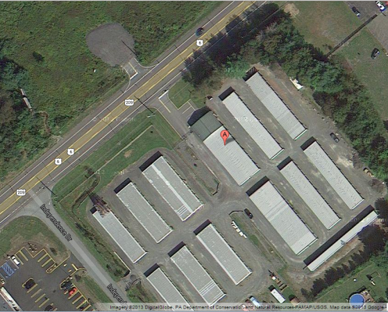 Community Self Storage - Route 6 and 209 486 Route 6 and 209 Milford, PA - Photo 3
