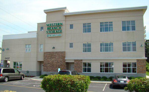Western Branch Storage 3437 Western Branch Boulevard Chesapeake, VA - Photo 1