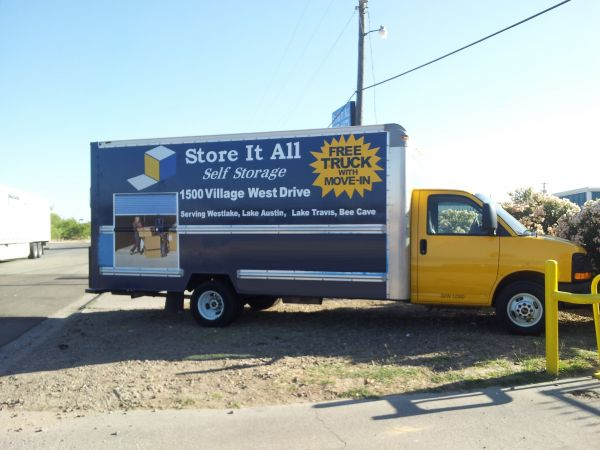 Store It All Storage - Westlake 1500 Village West Drive Austin, TX - Photo 1