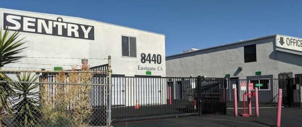 Sentry Storage Solutions San Diego