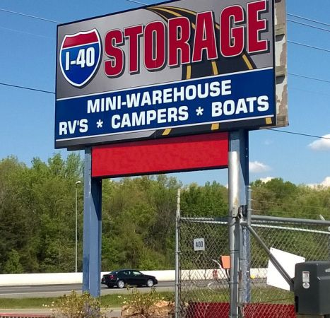 I-40 Storage Inc 400 South Amity Road Conway, AR - Photo 0