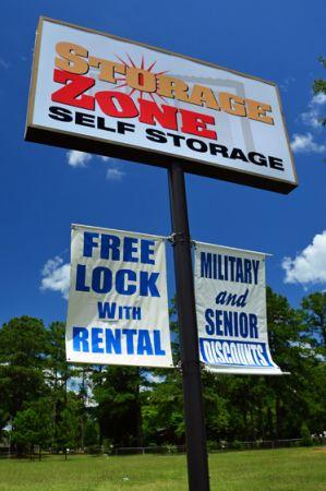 Storage Zone - Augusta Mike Padgett 3866 Mike Padgett Highway Augusta, GA - Photo 2