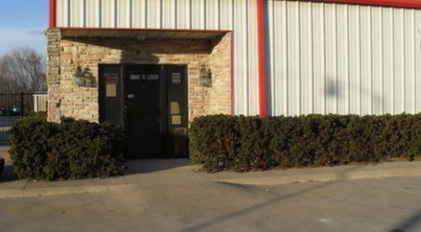 The Storage Place - Terrell T80 1119 E Moore Ave Terrell, TX - Photo 1