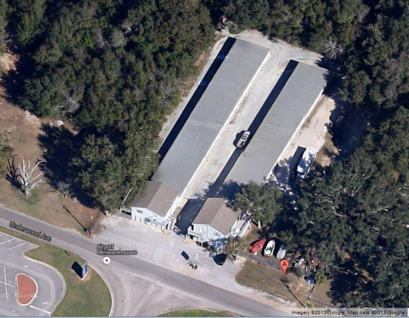 Airport Miniwarehouses 1030 Underwood Avenue Pensacola, FL - Photo 2