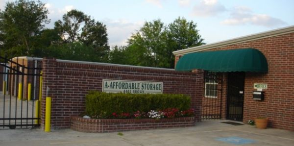 Affordable Storage - Brown St. 4401 Brown Street Lake Charles, LA - Photo 0