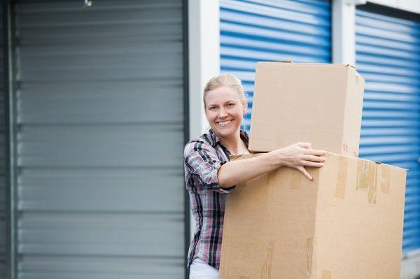 Mini Warehouse Storage - Third & Grant 305 Grant Avenue Clay Center, KS - Photo 1
