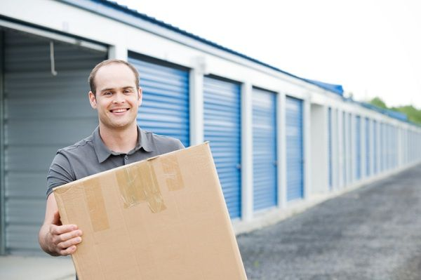 Mini Warehouse Storage - Third & Grant 305 Grant Avenue Clay Center, KS - Photo 2