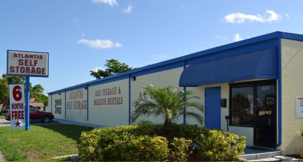 Blue Self Storage 8650 Biscayne Boulevard Miami, FL - Photo 1