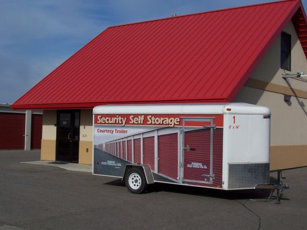 Security Self Storage South 3825 34th Ave S Fargo, ND - Photo 0