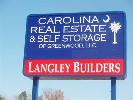 Carolina Self Storage - North 1511 Montague Avenue Greenwood, SC - Photo 0